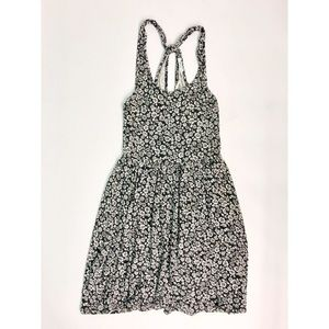 Urban Outfitters | B&W Floral Summer Dress
